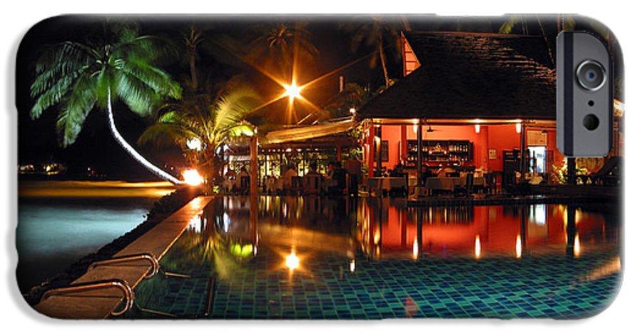 3scape IPhone 6s Case featuring the photograph Koh Samui Beach Resort by Adam Romanowicz