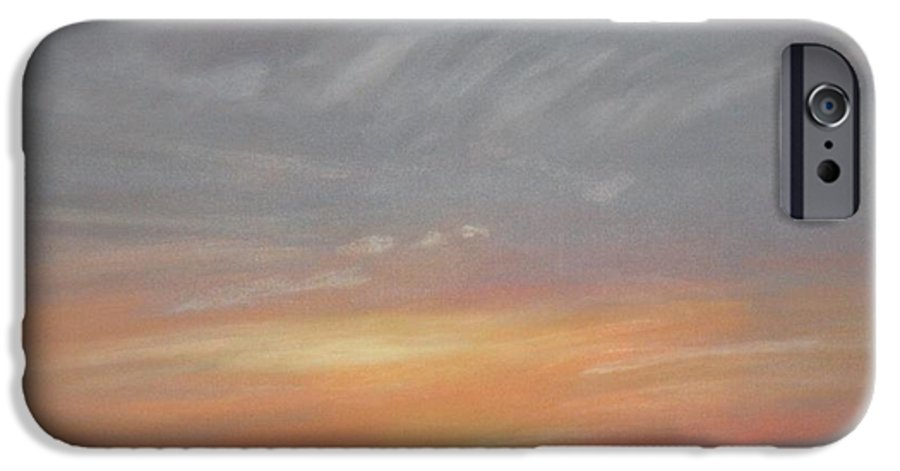 Western IPhone 6s Case featuring the painting Open To All by Janis Mock-Jones