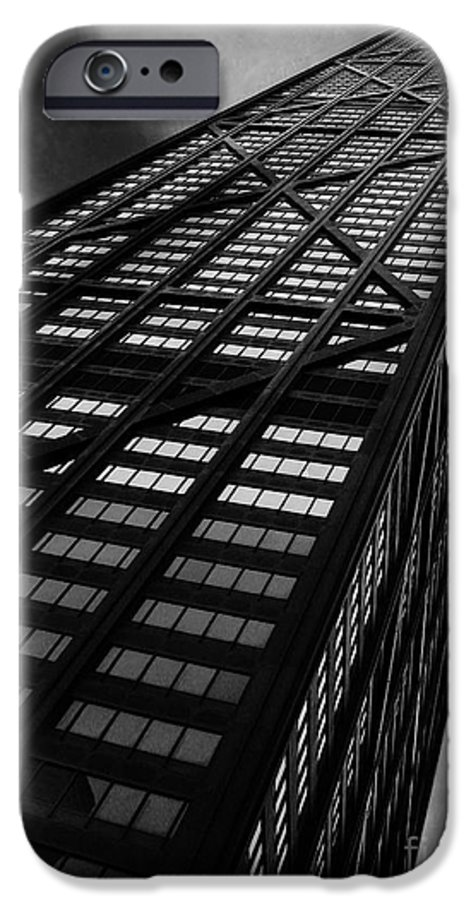 City IPhone 6s Case featuring the photograph Limitless by Dana DiPasquale