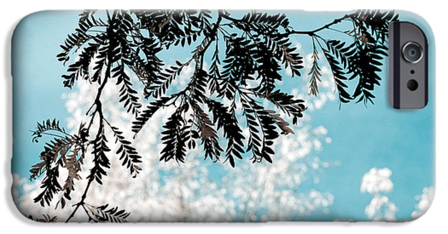 Tree IPhone 6s Case featuring the photograph Abstract Locust by Marilyn Hunt