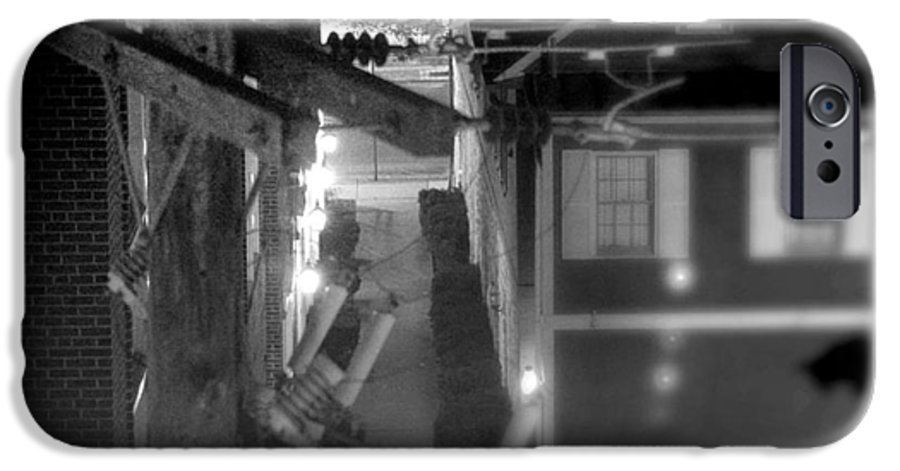 Alley IPhone 6s Case featuring the photograph Alley To High by Jean Macaluso