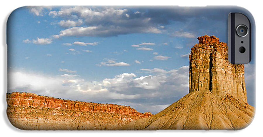 Mountain IPhone 6s Case featuring the photograph Amazing Mesa Verde Country by Christine Till