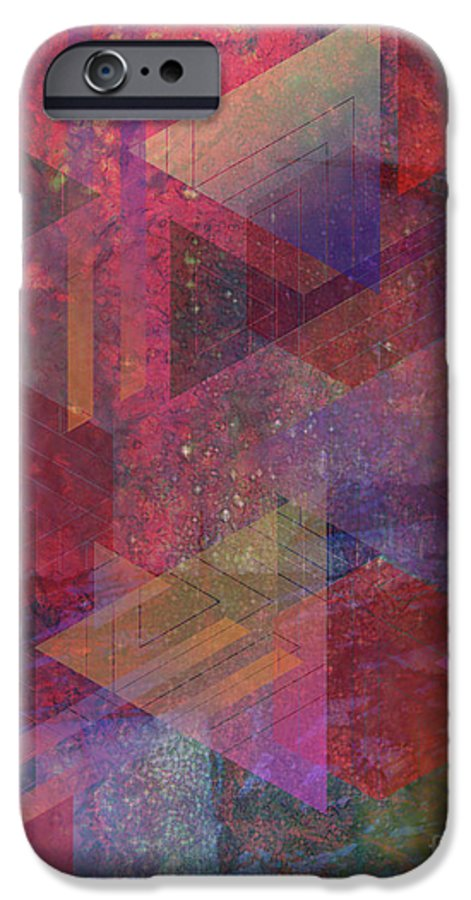 Another Place IPhone 6s Case featuring the digital art Another Place by John Beck