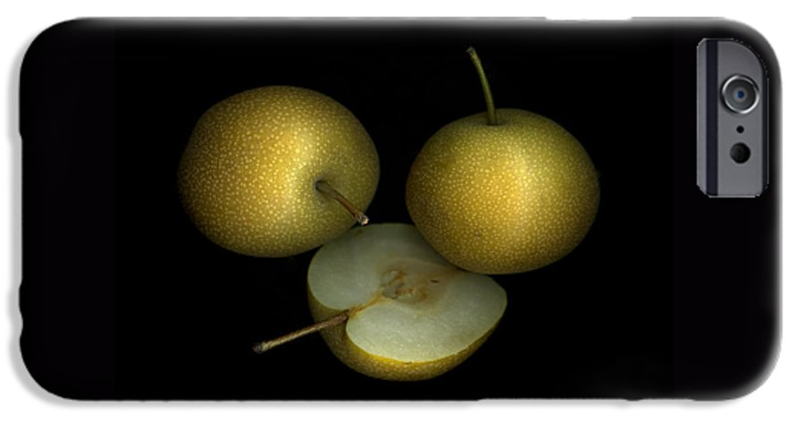 Culinary IPhone 6s Case featuring the photograph Asian Pears by Christian Slanec