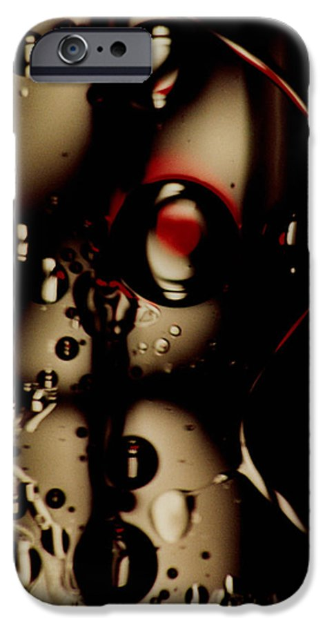 Abstract IPhone 6s Case featuring the photograph Blade Runner by David Rivas