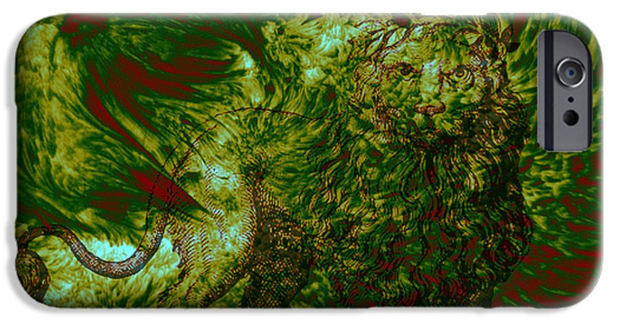Forest IPhone 6s Case featuring the photograph Can You See Me by Evelyn Patrick
