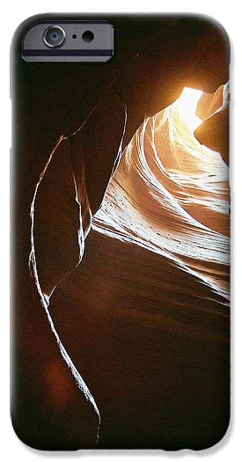 Landscape IPhone 6s Case featuring the photograph Canyon Flares by Cathy Franklin