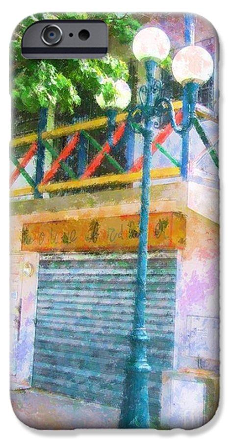 St. Martin IPhone 6s Case featuring the photograph Cest La Vie by Debbi Granruth