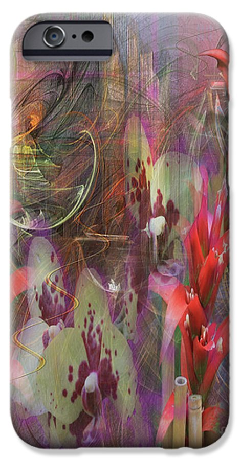 Chosen Ones IPhone 6s Case featuring the digital art Chosen Ones by John Beck