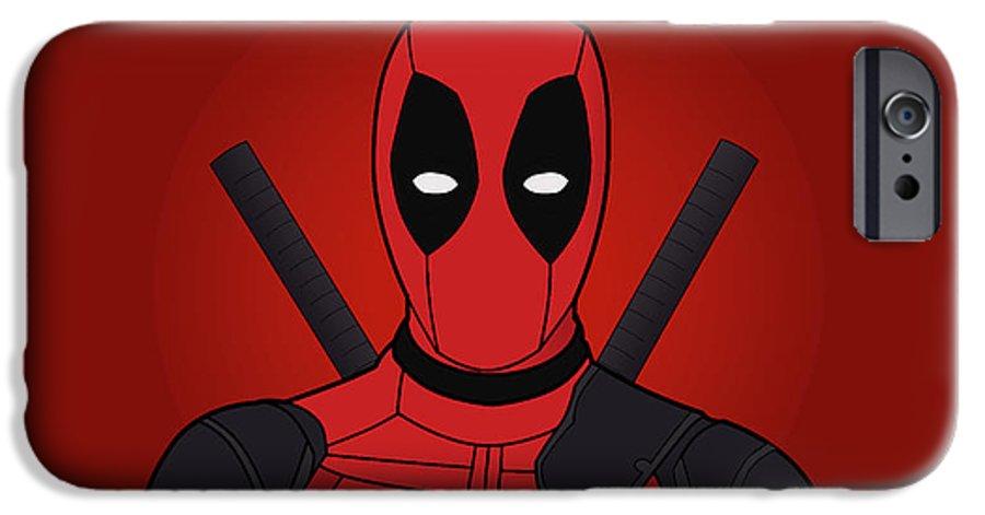 Deadpool Wallpaper Iphone 6s Case For Sale By Austin Bone