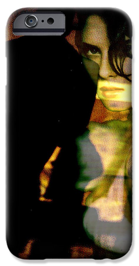 Mystery IPhone 6s Case featuring the digital art Drama After Dark by Seth Weaver