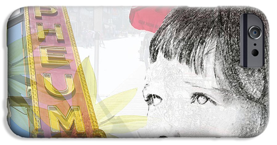 Memphis IPhone 6s Case featuring the photograph Dreams Of Memphis by Amanda Barcon