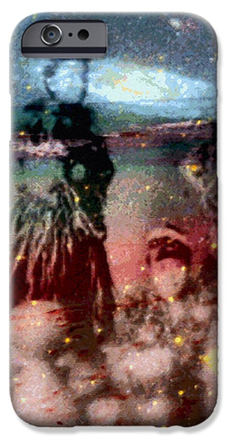 Tropical Interior Design IPhone 6s Case featuring the photograph E Ola Ana No by Kenneth Grzesik