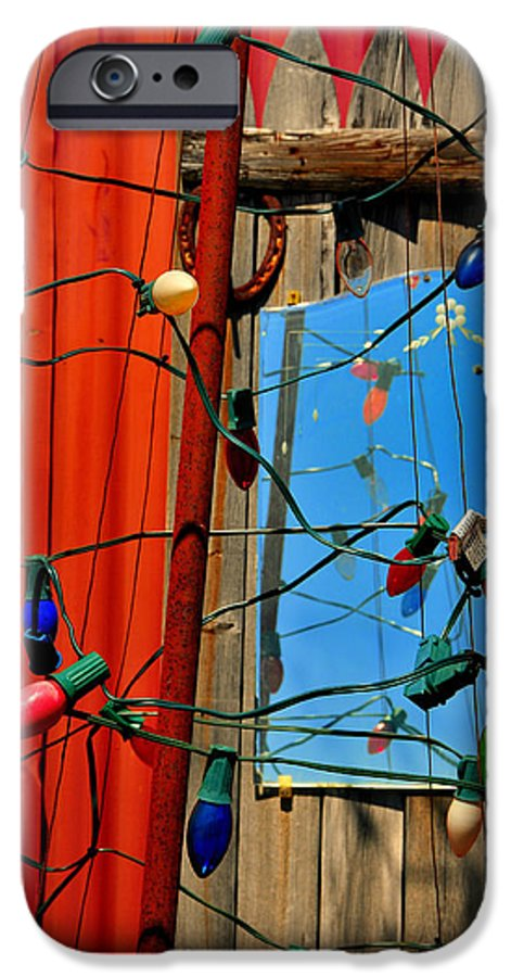 Skip Hunt IPhone 6s Case featuring the photograph Electric Lady Land by Skip Hunt