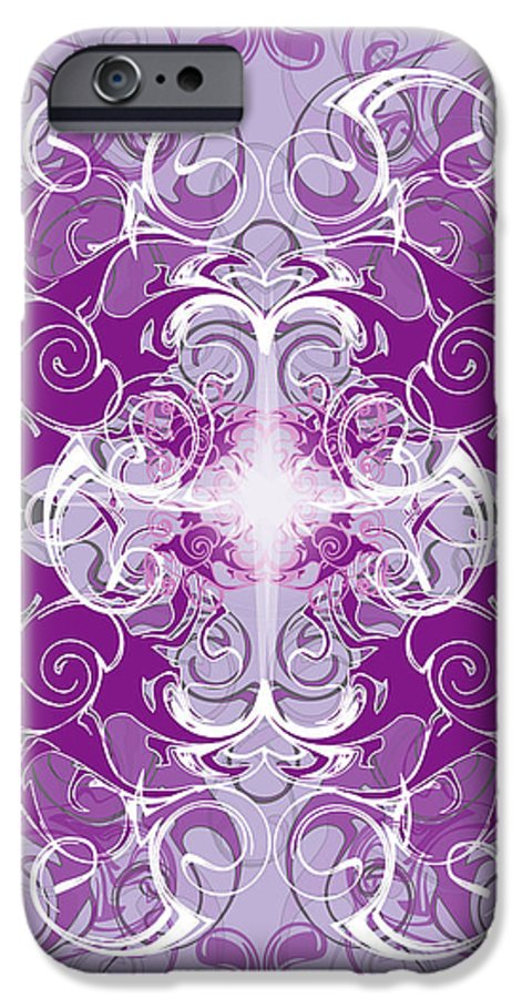 Fantasy IPhone 6s Case featuring the digital art Fantasyvii by George Pasini