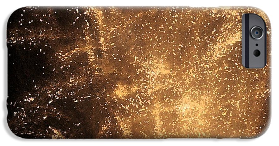 Fireworks IPhone 6s Case featuring the photograph Fired Up by Debbi Granruth