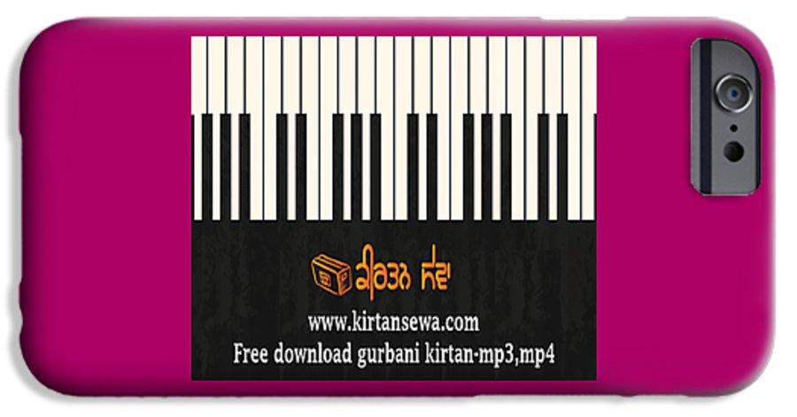 Free Download Shabad Gurbani Kirtan Mp3 IPhone 6s Case