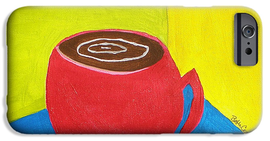 Get Around IPhone 6s Case featuring the painting Get Around It by Beth Cornell
