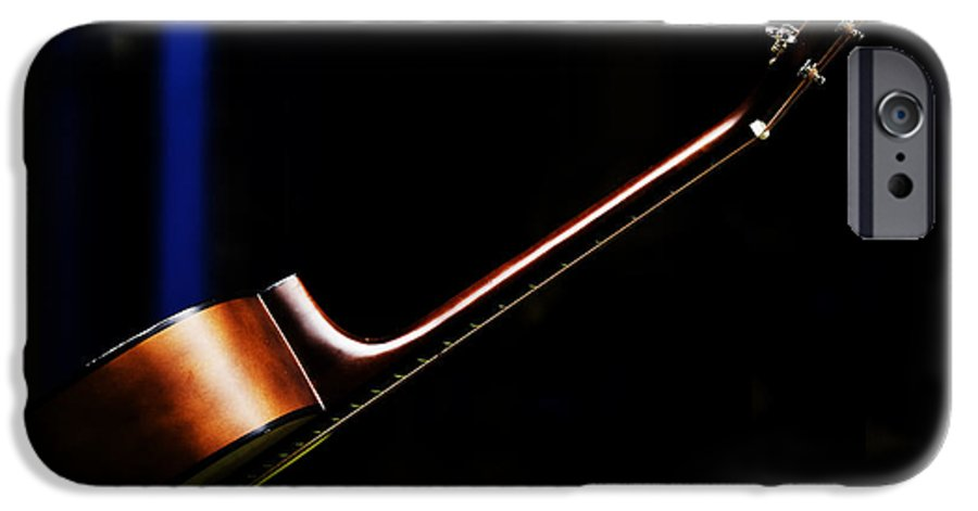 Guitar IPhone 6s Case featuring the photograph Guitar by Sheila Smart Fine Art Photography