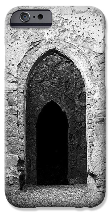 Ireland IPhone 6s Case featuring the photograph Inner Sanctum Fuerty Church Roscommon Ireland by Teresa Mucha