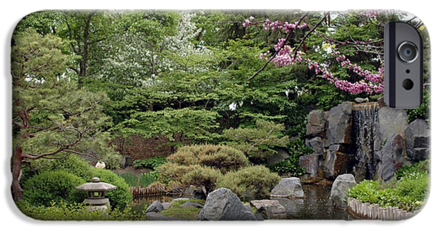 Japanese Garden IPhone 6s Case featuring the photograph Japanese Garden II by Kathy Schumann