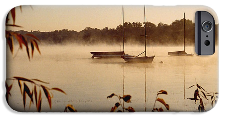 Landscape IPhone 6s Case featuring the photograph Lake Calhoun by Kathy Schumann