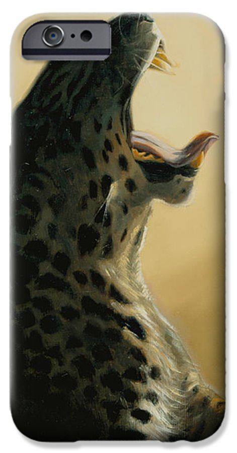 Painting IPhone 6s Case featuring the painting Lazy Days by Greg Neal