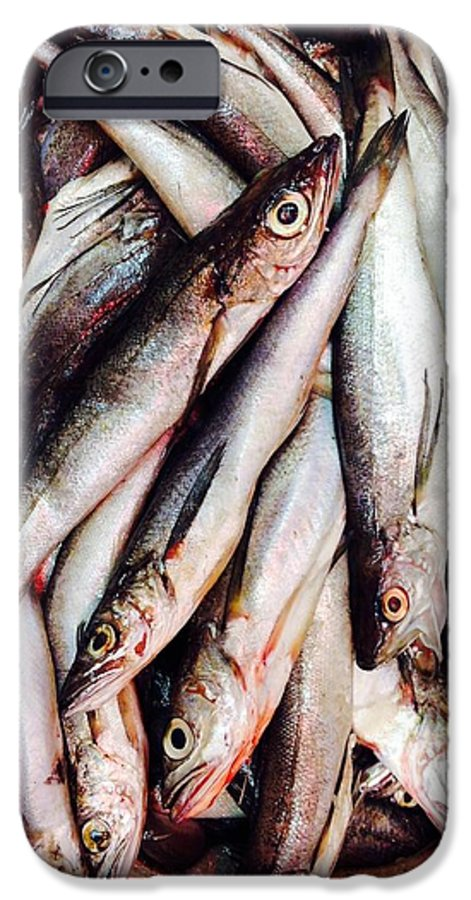 Fish IPhone 6s Case featuring the photograph Market Fish by Brittney Norton