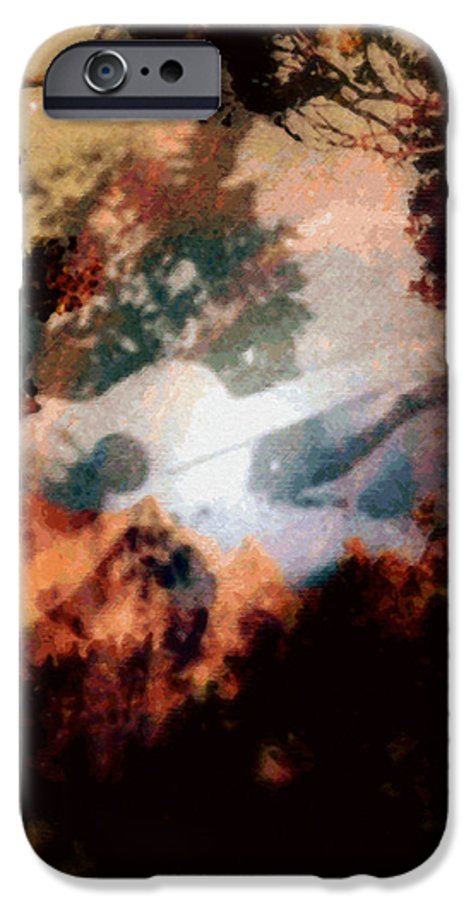 Tropical Interior Design IPhone 6s Case featuring the photograph Mele Ho Oipoipo by Kenneth Grzesik