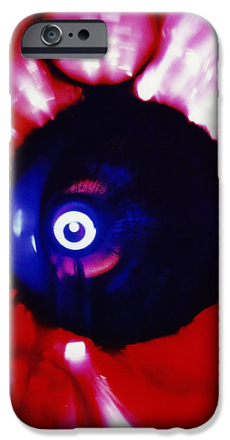 Abstract IPhone 6s Case featuring the photograph Oracle by David Rivas