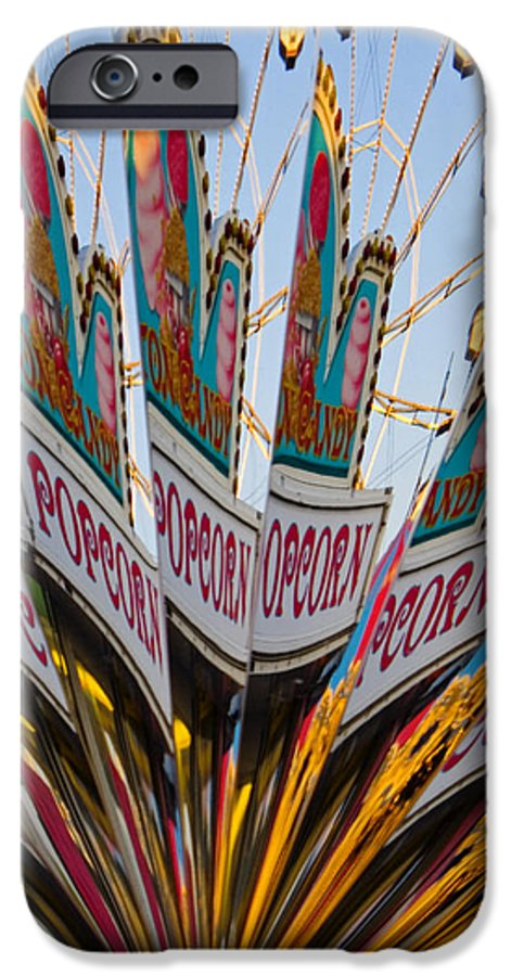 Concession Stand IPhone 6s Case featuring the photograph Popcorn by Skip Hunt