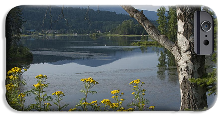 Landscape IPhone 6s Case featuring the photograph Reflections Of Summer by Idaho Scenic Images Linda Lantzy