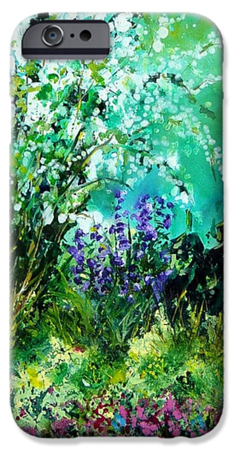 Tree IPhone 6s Case featuring the painting Seringa by Pol Ledent