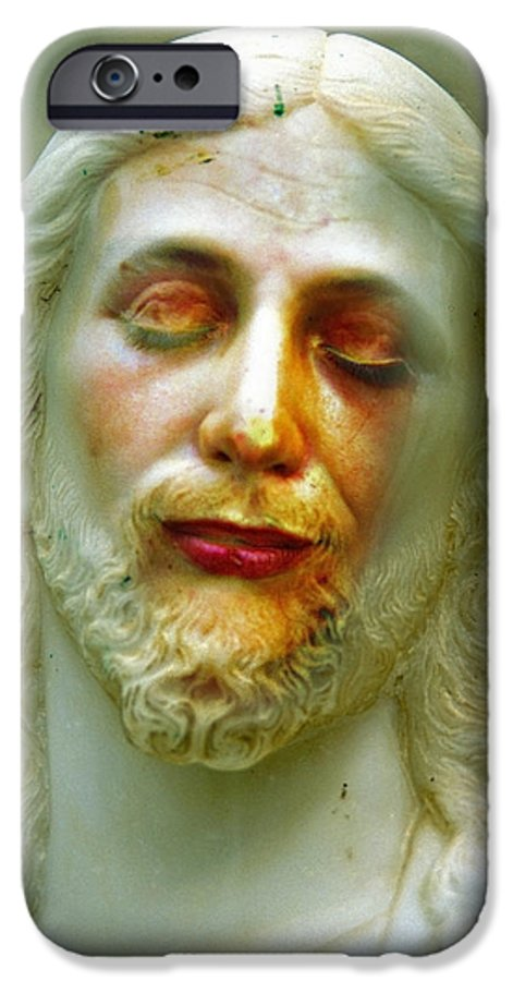 Jesus IPhone 6s Case featuring the photograph Shesus by Skip Hunt