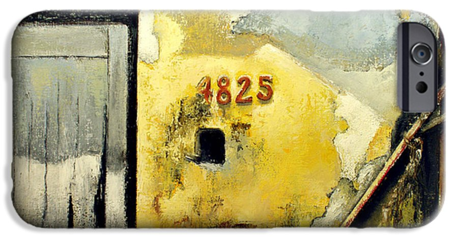Havana IPhone 6s Case featuring the painting Solana by Tomas Castano