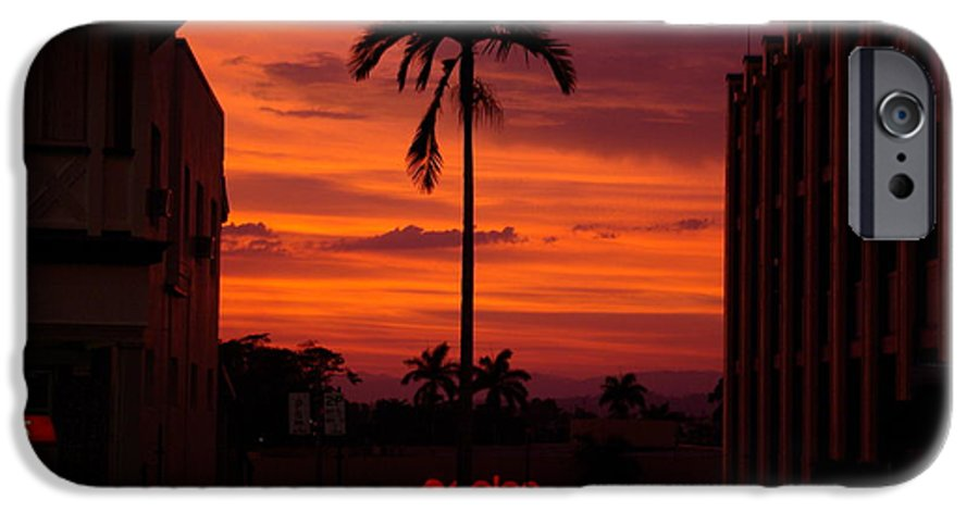 Innisfail IPhone 6s Case featuring the photograph Solitary Passage by Kerryn Madsen- Pietsch