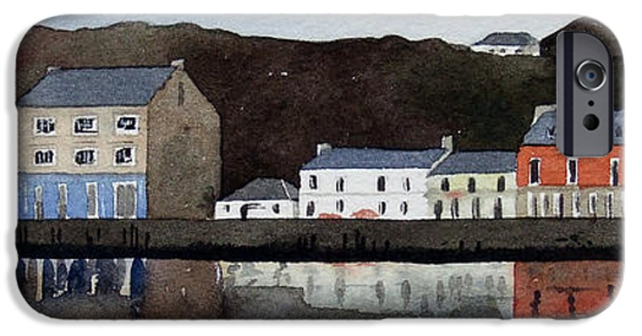 Landscape IPhone 6s Case featuring the painting Tarbert by Paul Dene Marlor