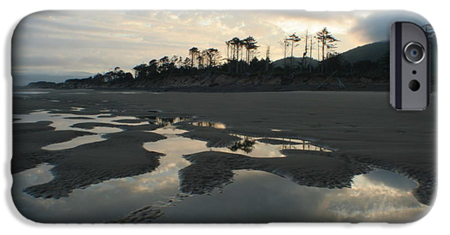 Oregon IPhone 6s Case featuring the photograph Tidepools At Dawn by Idaho Scenic Images Linda Lantzy