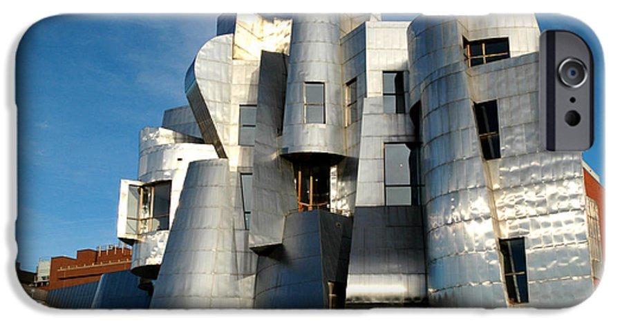 Museum IPhone 6s Case featuring the photograph Weisman Art Museum by Kathy Schumann