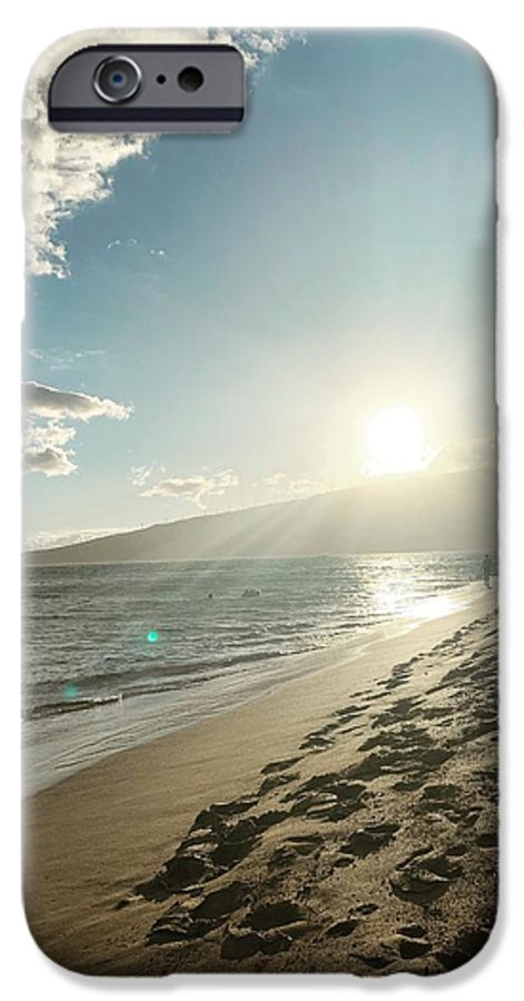 Hawaii IPhone 6s Case featuring the photograph Maui by Kristin Rogers