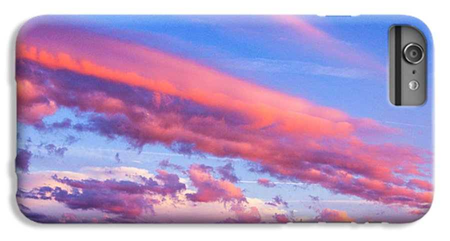 Nebraskasc IPhone 6s Plus Case featuring the photograph Severe Storms In South Central Nebraska by NebraskaSC