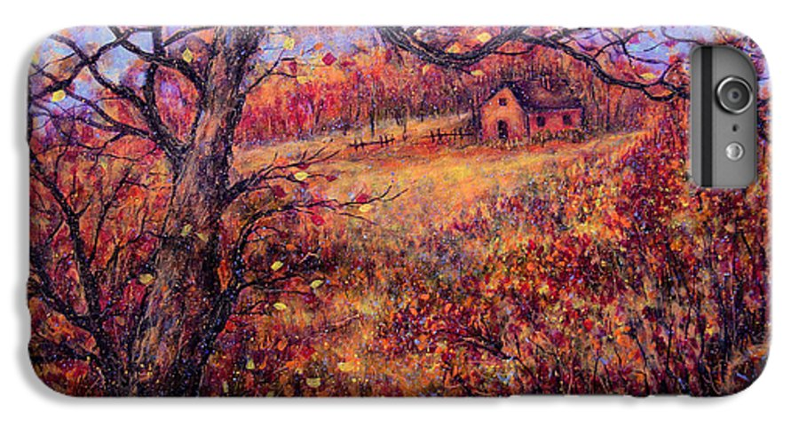 Autumn IPhone 6s Plus Case featuring the painting Beautiful Autumn by Natalie Holland