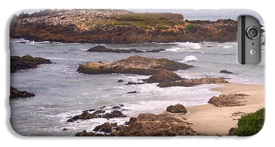 Coast IPhone 6s Plus Case featuring the photograph Coastal Scene 9 by Pharris Art