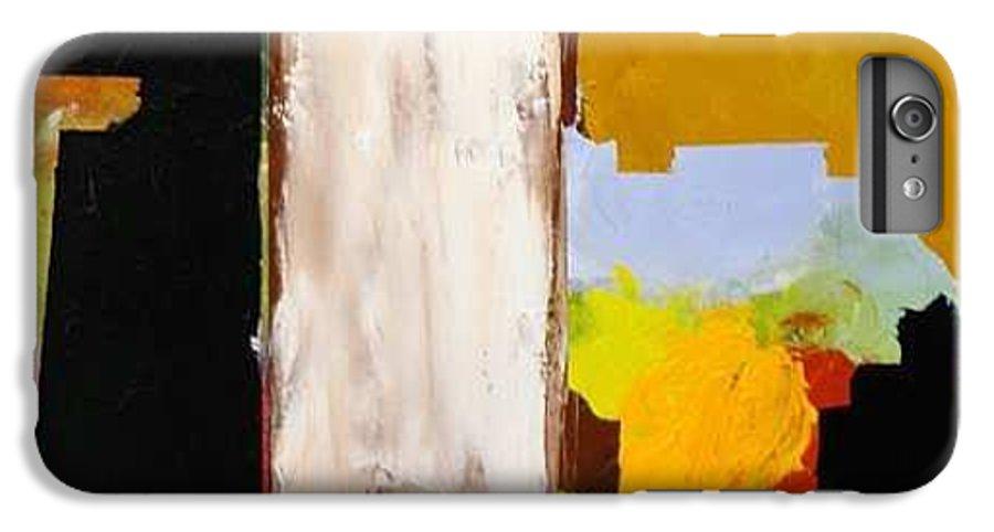 Landscape IPhone 6s Plus Case featuring the painting Jordan Park 511 by Allan P Friedlander