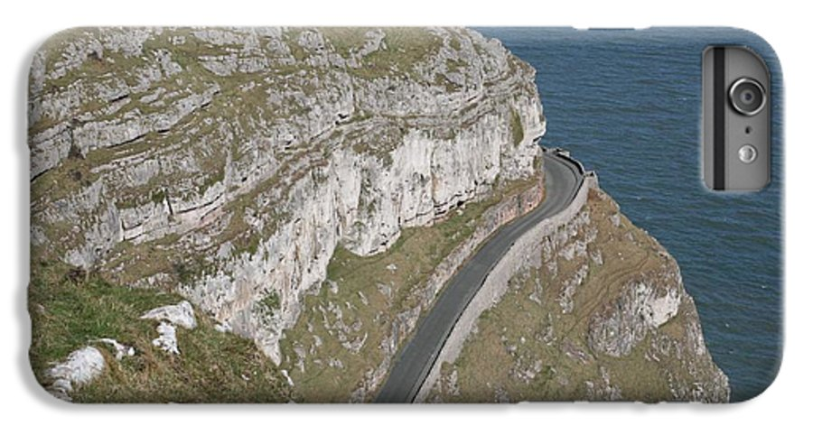 Marine IPhone 6s Plus Case featuring the photograph Marine Drive by Christopher Rowlands