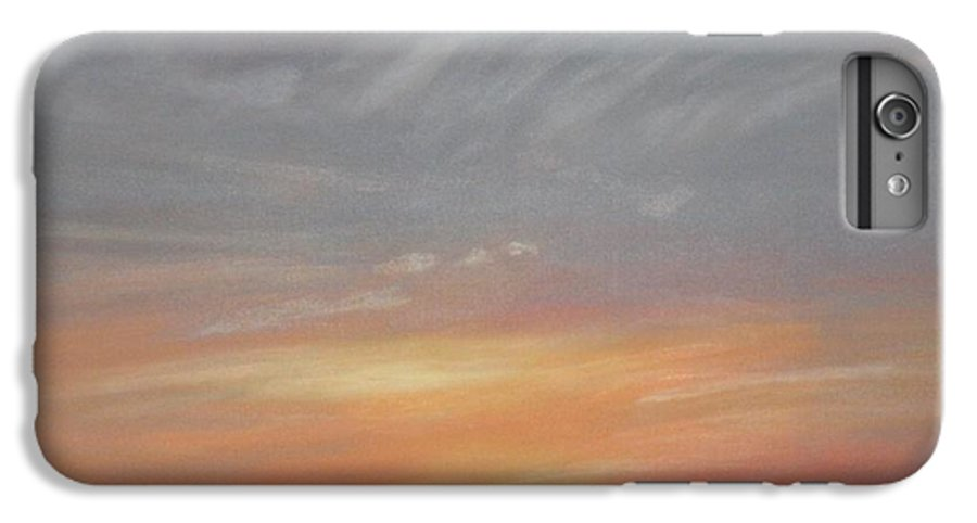 Western IPhone 6s Plus Case featuring the painting Open To All by Janis Mock-Jones