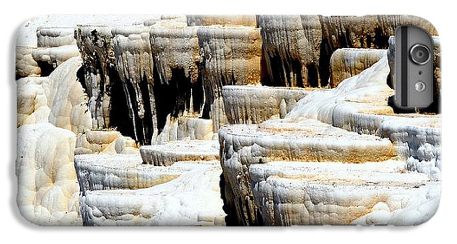 Pamukkale IPhone 6s Plus Case featuring the photograph Pamukkale Terraces by Apurva Madia