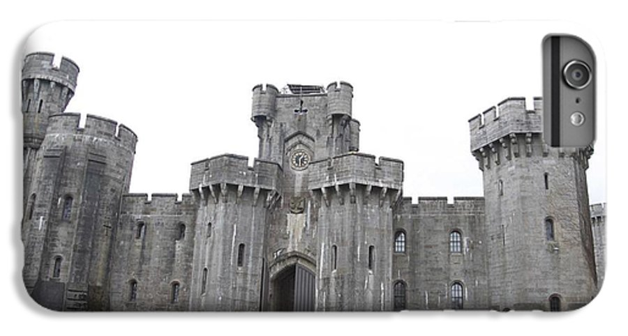 Castles IPhone 6s Plus Case featuring the photograph Penrhyn Castle by Christopher Rowlands