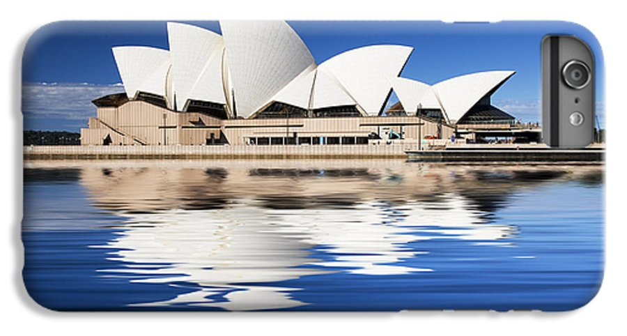 Sydney Opera House IPhone 6s Plus Case featuring the photograph Sydney Icon by Sheila Smart Fine Art Photography