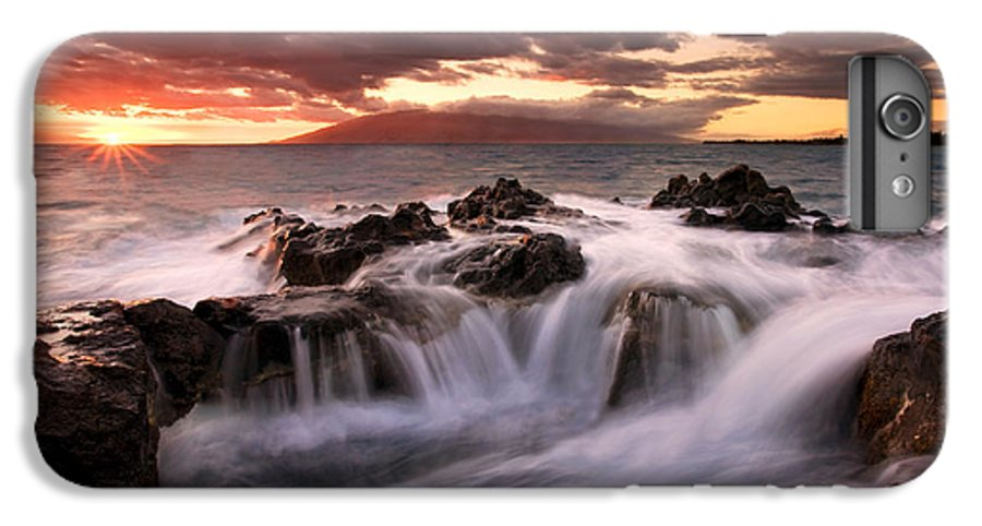Hawaii IPhone 6s Plus Case featuring the photograph Tropical Cauldron by Mike Dawson